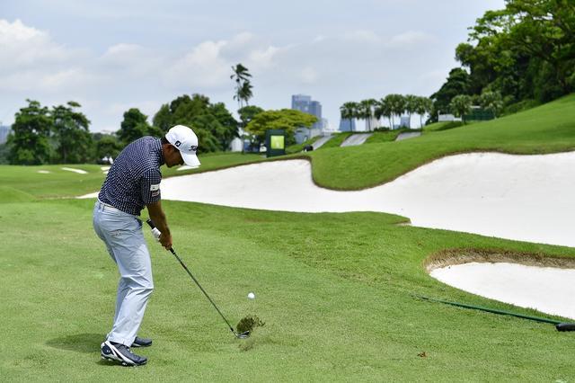 画像: 全米オープンで奮闘中! 今平周吾の「右手7割」アイアン術 - みんなのゴルフダイジェスト