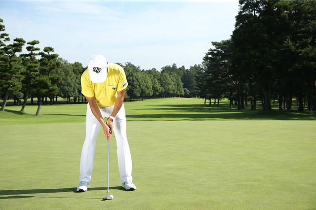 画像: パーパットを沈めるための「握り方の基本」と「基本の握り方」 - みんなのゴルフダイジェスト