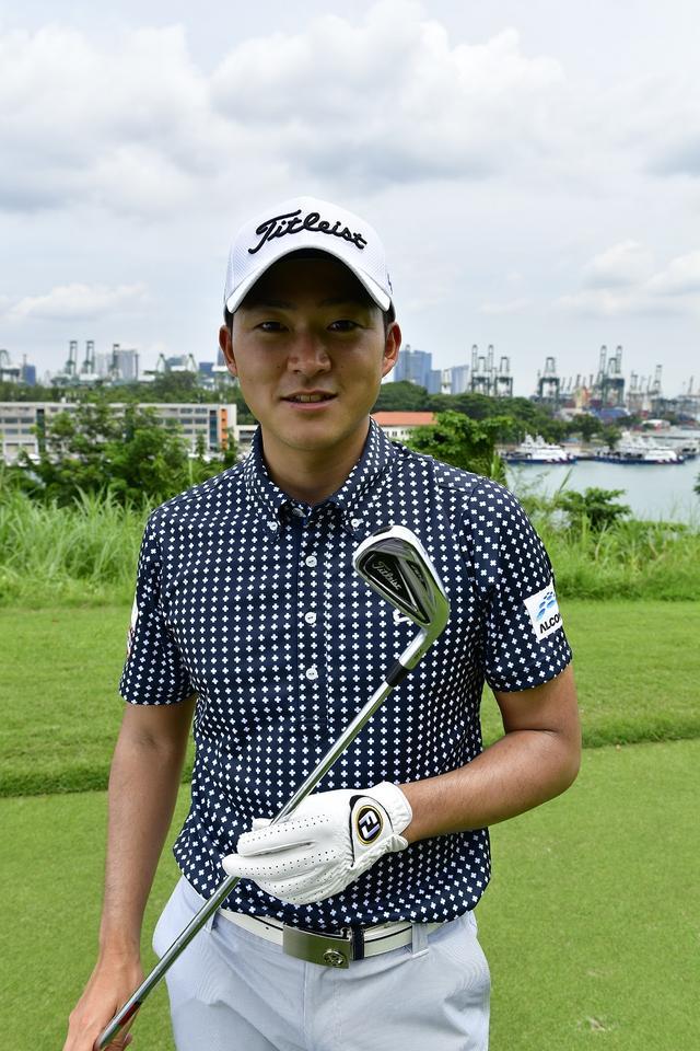 画像: 今平周吾(いまひら・しゅうご)1992年10月2日生まれ、埼玉県出身。今シーズン関西オープンでツアー初優勝。2017年全米オープンに出場中