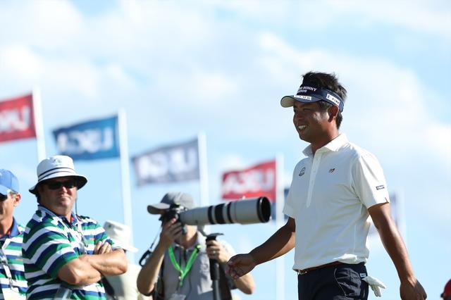 画像: 後半「31」と最高のプレーを見せた池田勇太はイーブンパー45位タイでホールアウト