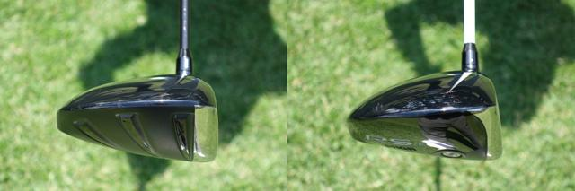 画像: 左が「RS2017」、右が「RS-F2017」。RSのほうがややシャロー(薄型)