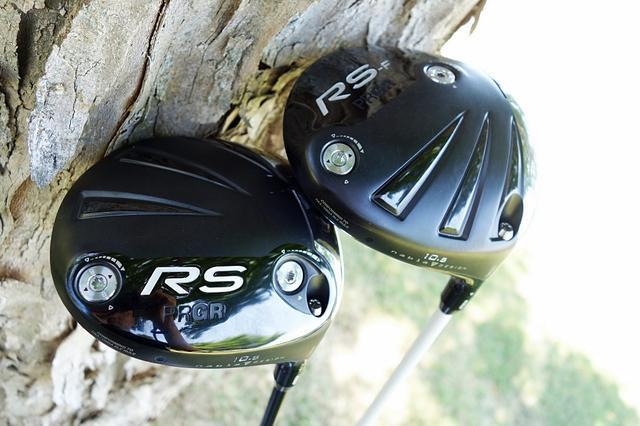 画像: 左が「RS2017」、右が「RS-F2017」