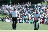 """画像: ひとつの時代の終わり? ミケルソンのもとを離れる名物キャディ""""ボーンズ"""" - みんなのゴルフダイジェスト"""