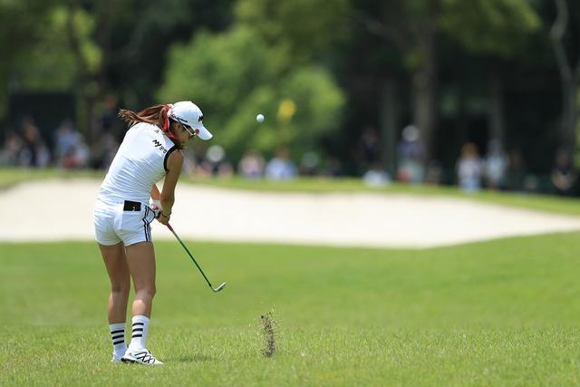 画像: 「ハイリスク・ハイリターン」。攻めのゴルフがアン・シネの持ち味