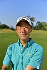 画像: 杉山直也(すぎやま・なおや)1967年生まれ、東京都出身。青木功に師事しレギュラーツアーで活躍してきたショットメーカー。今年からシニアツアーに参戦する