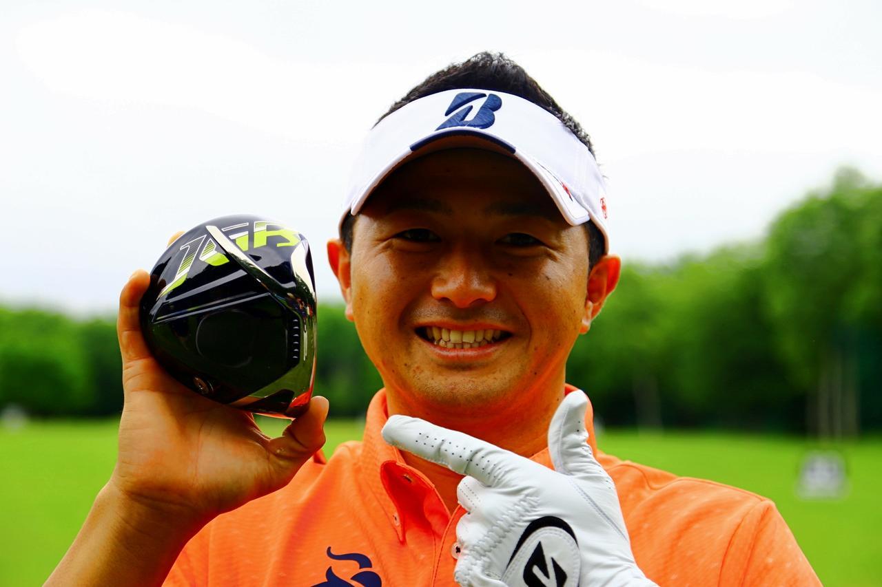 画像: 謎のプロトの正体判明! 「ニューJGR」片岡大育のテスト現場を直撃した - みんなのゴルフダイジェスト
