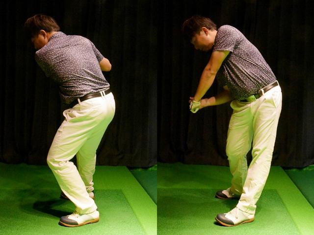 画像: 切り返しでは、左足の親指付け根方向に思い切って踏み込もう!
