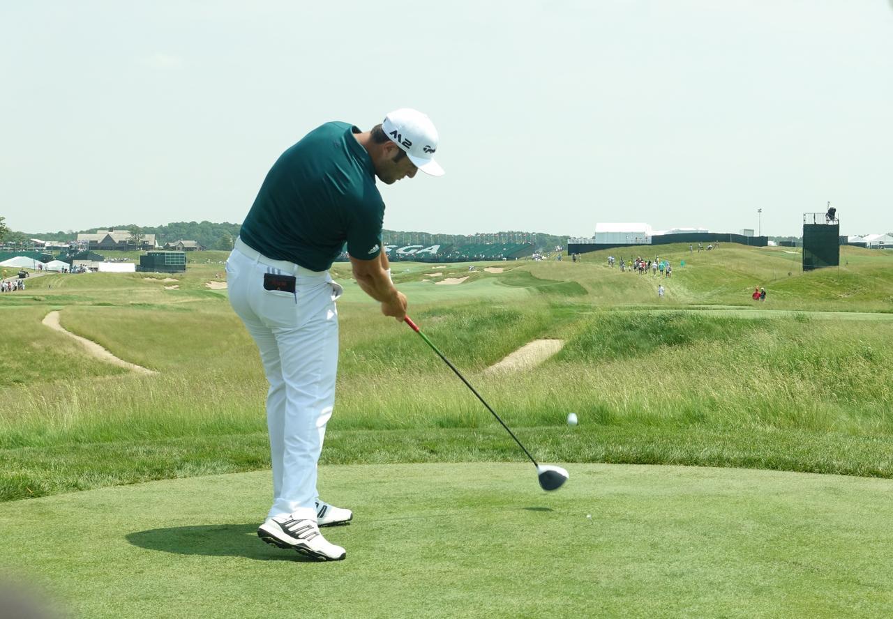 画像: そろそろ覚えた? この名前。「踏み込み王子」ホン・ラーム【勝者のスウィング】 - みんなのゴルフダイジェスト