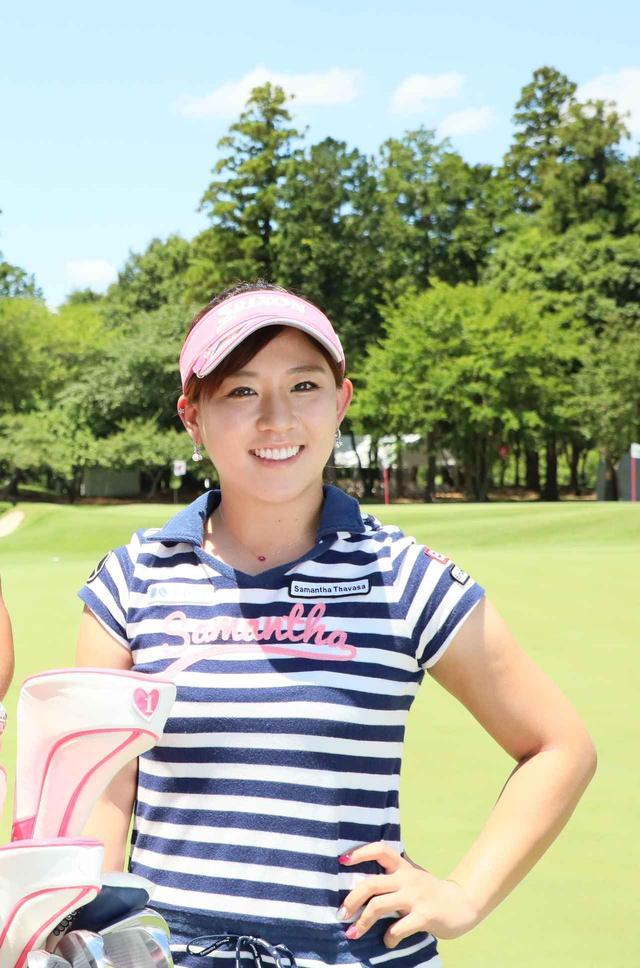 画像: 灼熱の「サマンサ」ホステスプロ! 香妻琴乃の暑さ対策 - みんなのゴルフダイジェスト