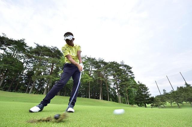 """画像: この球打てたら便利すぎっ。ユーティリティで""""低い球""""打とう! - みんなのゴルフダイジェスト"""