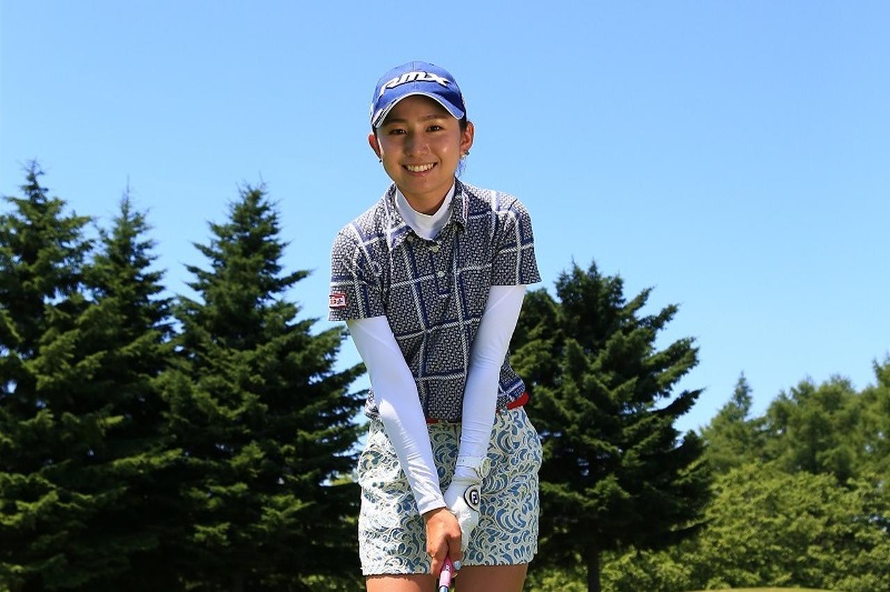 画像: 江澤亜弥に教わろう! どうしても寄せたい、残り30ヤードのピッチ&ラン - みんなのゴルフダイジェスト