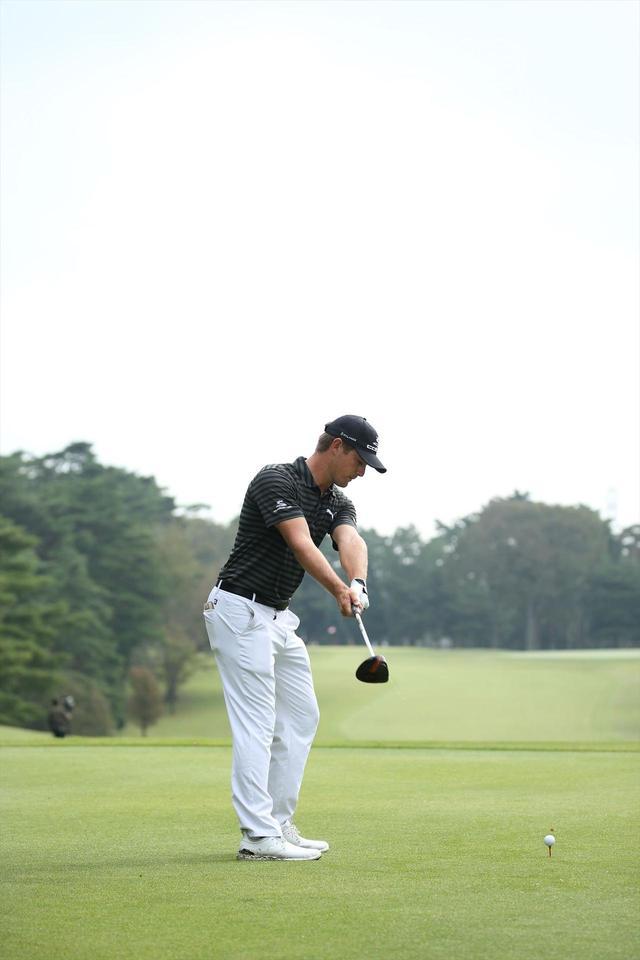 """画像3: ついに勝った「ゴルフの科学者」デシャンボーの""""マシン打ち""""【勝者のスウィング】"""