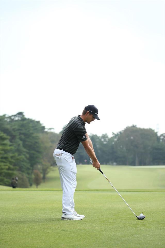 """画像1: ついに勝った「ゴルフの科学者」デシャンボーの""""マシン打ち""""【勝者のスウィング】"""