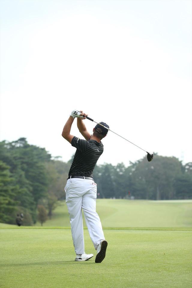 """画像16: ついに勝った「ゴルフの科学者」デシャンボーの""""マシン打ち""""【勝者のスウィング】"""