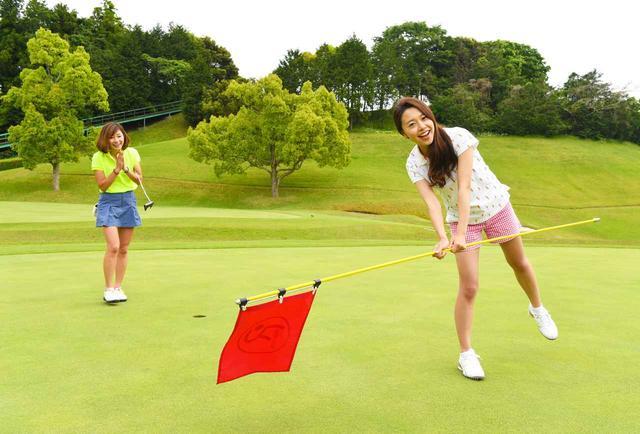 画像: 【ルールQ】抜いたピンにボールが当たりそうになった! - みんなのゴルフダイジェスト