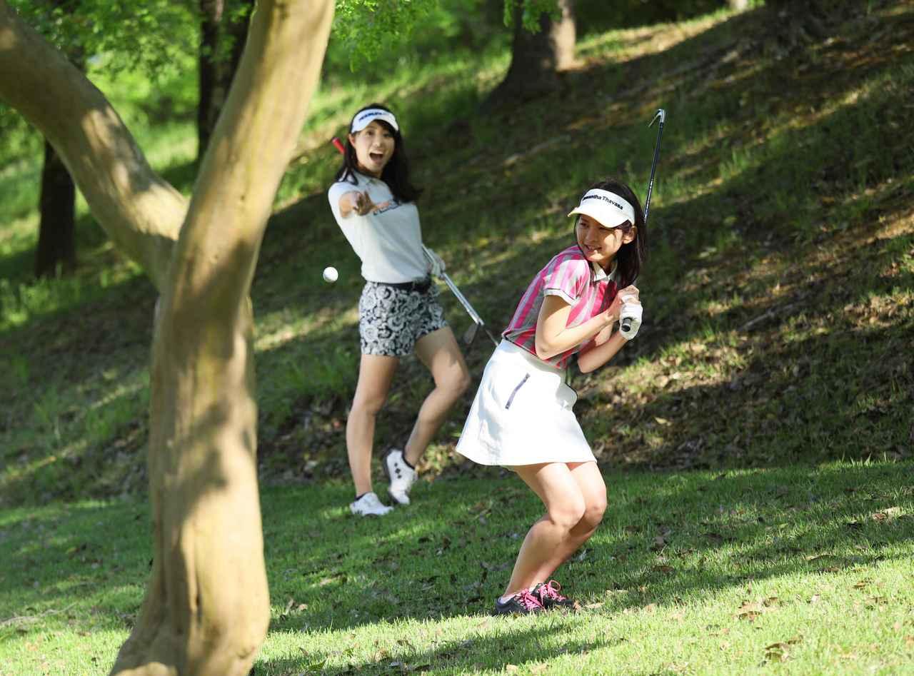 画像: 【ルールQ】跳ね返ったボールが同伴者に当たっちゃった! - みんなのゴルフダイジェスト