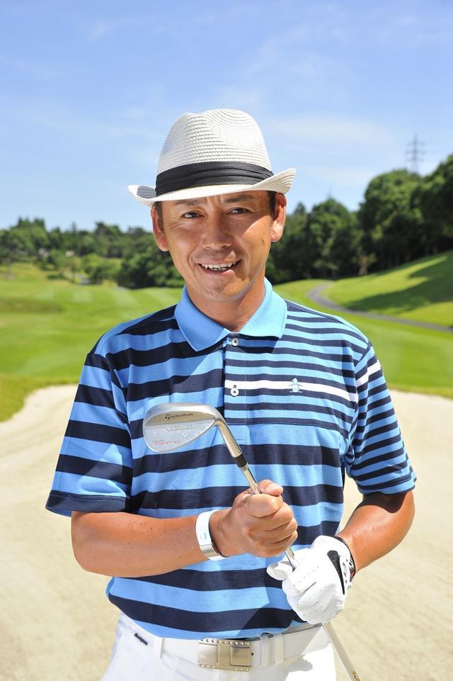 画像: 芹澤大介(せりざわ・だいすけ)1964年生まれ、東京都出身。日本大学ゴルフ部出身で、ツアーで長年にわたり活躍。現在はシニアツアーにも挑戦中。