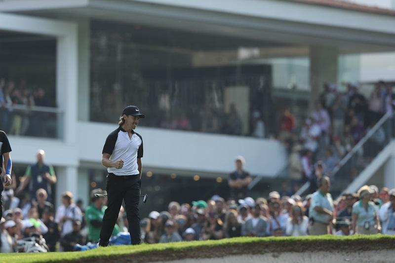 """画像: 松山と一緒に回る""""ナイスガイ""""トミー・フリートウッドってどんな選手? - みんなのゴルフダイジェスト"""
