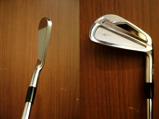 画像: ミズノプロ118より一回り大きく、シャープさとやさしさが両立している