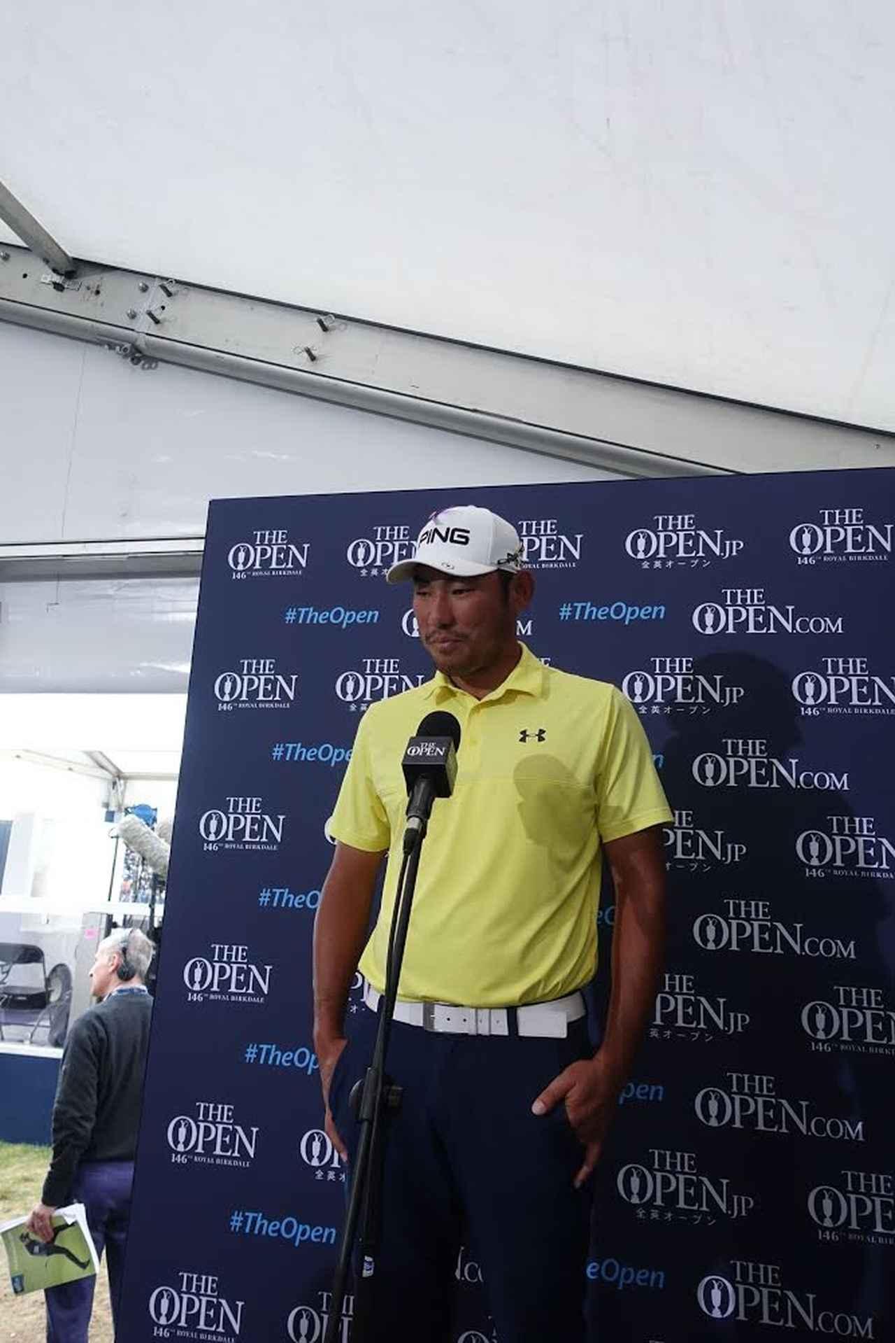 画像: 日本ツアー「ミズノオープン」優勝の資格で出場の、チャン・キム