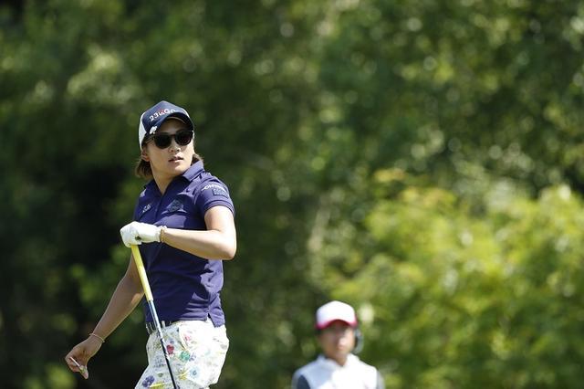 画像: 成田美寿々の力が伝わる「インパクト」【勝者のスウィング】 - みんなのゴルフダイジェスト