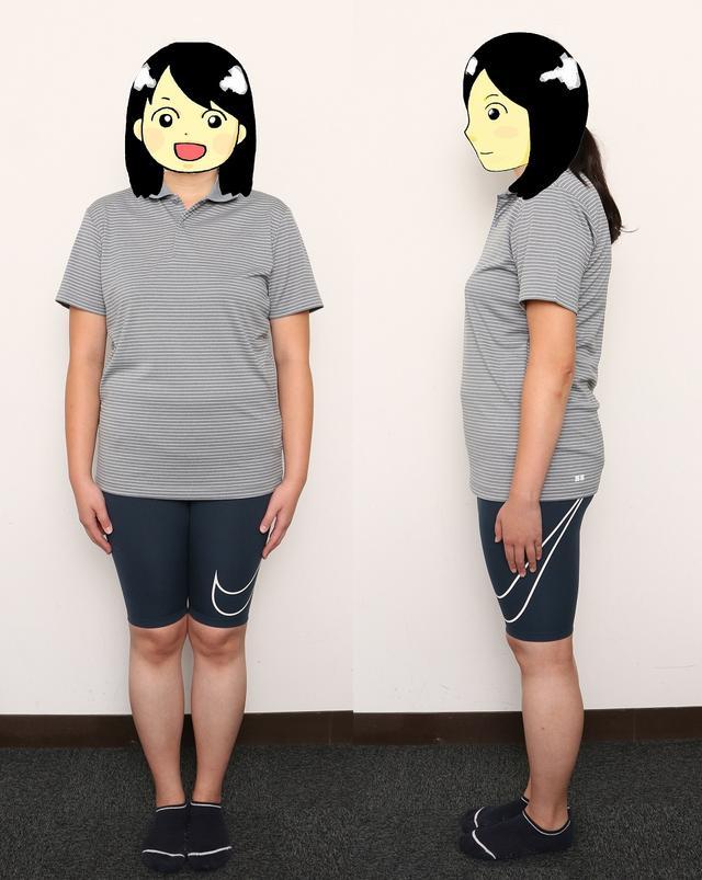 画像: 7月27日時点で、体重68.7キロ。体重は落ちたものの、体脂肪率はほとんど変わらず