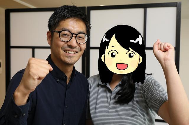 画像: パーソナルトレーナーの只野拓也さん(写真左)とみんなのゴルフダイジェスト編集部員のA子(写真左)。2カ月間、頑張ります!