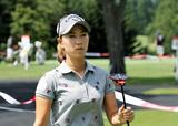 """画像: 上田桃子も試合に投入! キャロウェイの""""赤パター"""" - みんなのゴルフダイジェスト"""