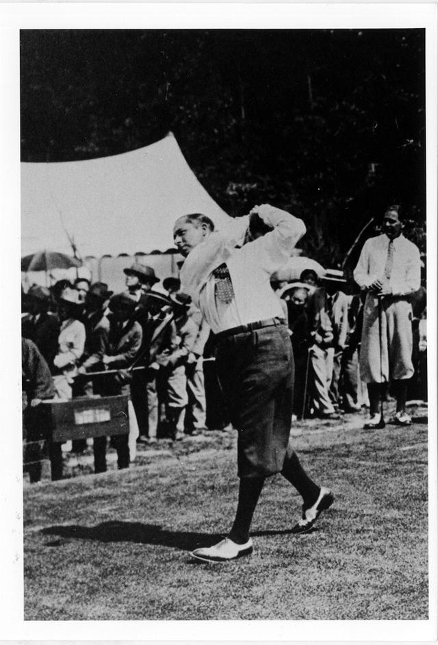 画像: ウォルター・ヘーゲン、生涯でメジャー大会11勝を挙げた。ジャック・二クラスに抜かれるまで44年間続いた記録だ