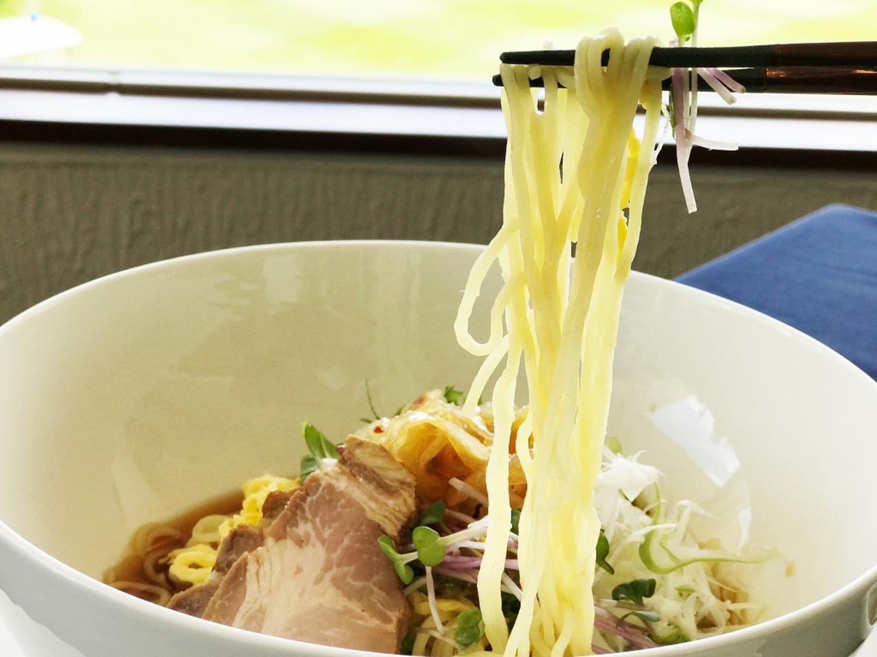 画像2: この王道の味わいは「グラン冷やし中華」と言いたくなる