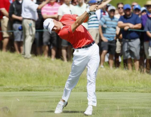 画像: トーマスみたいに「左ひざピーン」でヘッドが走る! 飛距離が伸びる! - みんなのゴルフダイジェスト