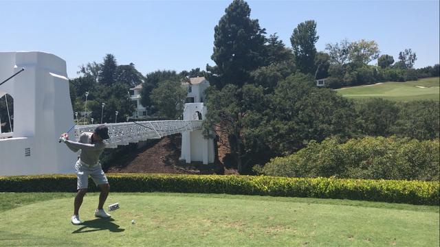 画像: 米大リーグで強豪打者を打ち取った「シギー」はゴルフでもセンスを光らせる