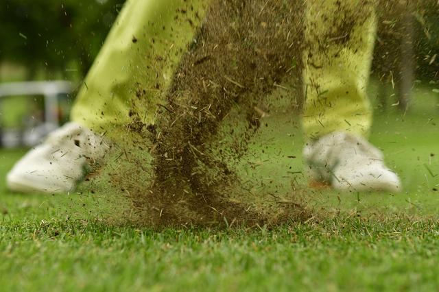 画像: ゴルフは紳士のスポーツ。ウソの申告はいけない