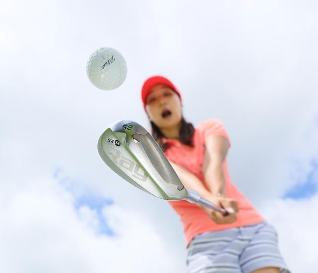 画像: 【ルールQ】3打目を2度打ちしちゃった! さて、次は「何打目」? - みんなのゴルフダイジェスト