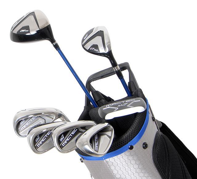 画像: マグレガーと朝日ゴルフ用品との共同開発によりうまれた「マックテック マックセブン」