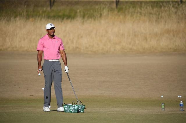 """画像: 「あの騒動」から4カ月。タイガー、松山英樹も出場するプレジテンツ杯で""""現場復帰""""! - みんなのゴルフダイジェスト"""