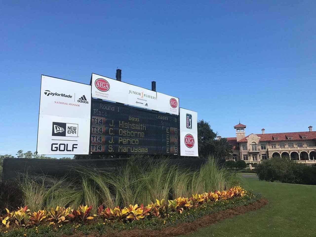 画像: スピース、トーマスに続けるか!? マルちゃんの息子・ショーン丸山が世界的ジュニア大会に挑戦 - みんなのゴルフダイジェスト