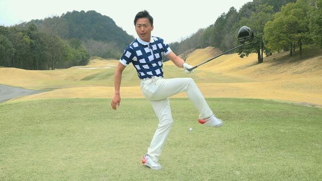 画像: #7『飛距離を伸ばす、脚を強く使う方法』武市悦宏のドライバー飛距離アップの極意【ゴルフライフwithTOYOTA】 youtu.be