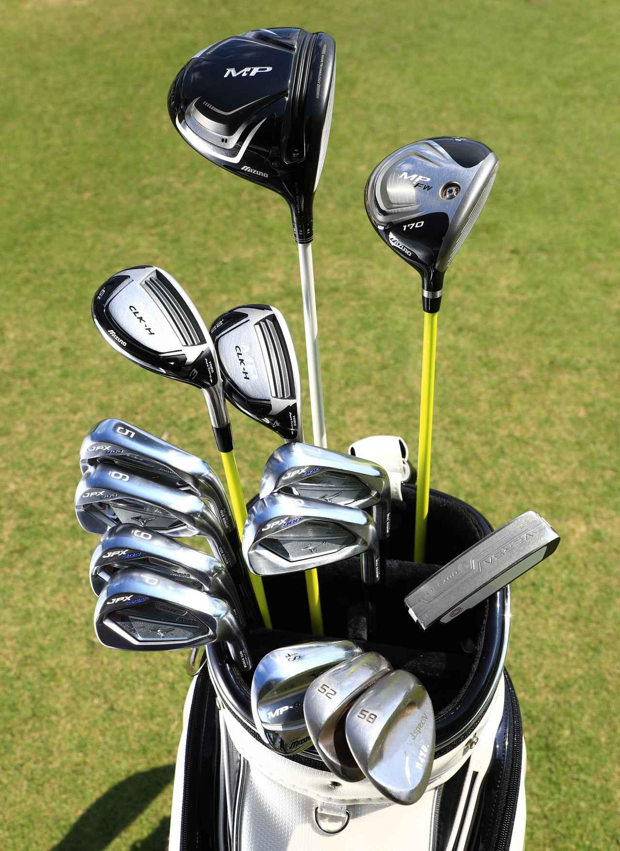 画像: 「より高い精度を求めてシーズン途中にヘッドとシャフトを一新!」服部真夕の14本 - みんなのゴルフダイジェスト