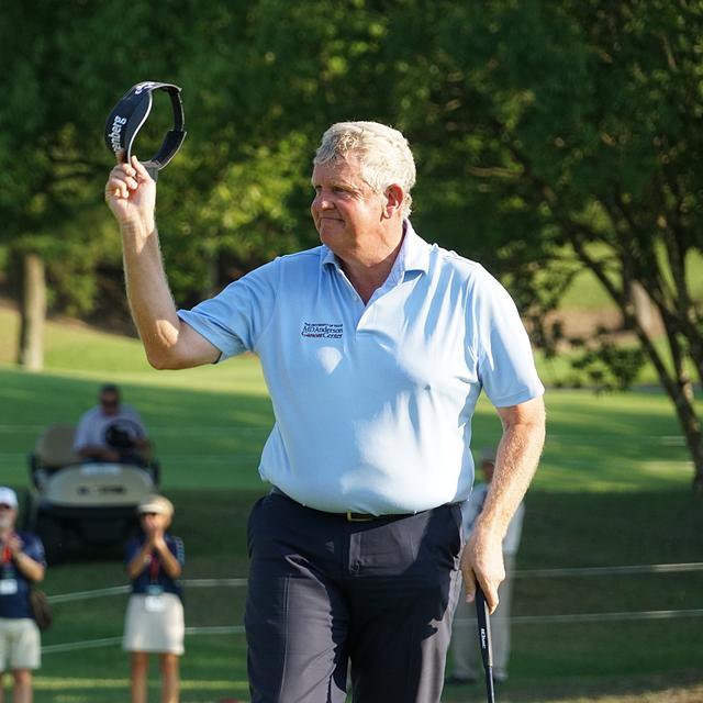 """画像: JAL選手権を制した""""モンティ""""の、プレッシャーに負けない「リズム力」 - みんなのゴルフダイジェスト"""