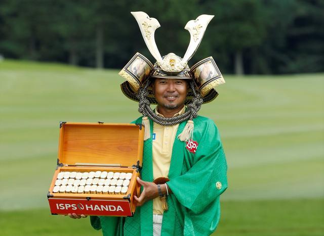 画像: 衰えを知らない44歳、片山晋呉の究極オンプレーン【勝者のスウィング】 - みんなのゴルフダイジェスト