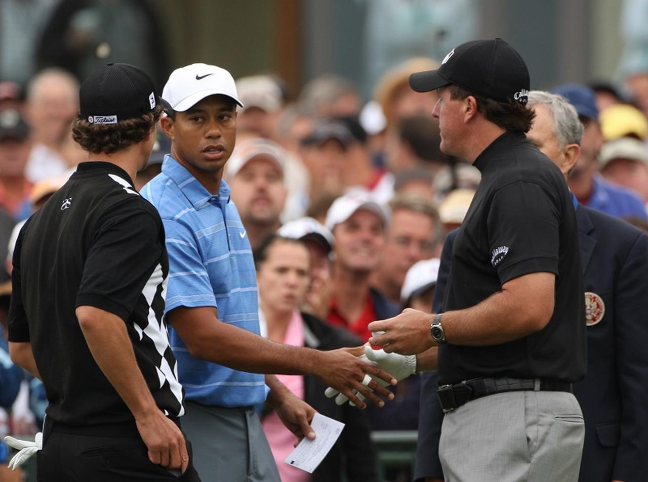 画像: かつては目も合わせなかった!? タイガーとミケルソン、不仲説の真相 - みんなのゴルフダイジェスト