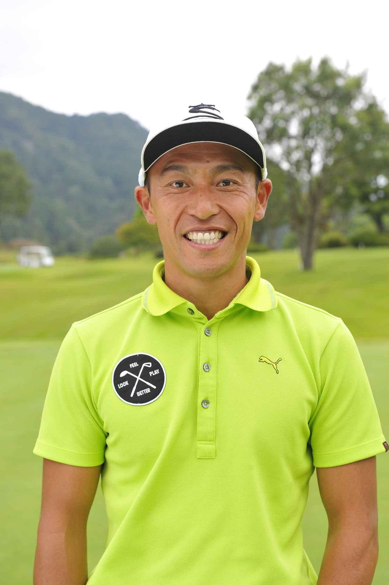 画像: 赤石隆(あかいし・たかし)1979年1月22日生まれ。東北福祉大学のゴルフ部では、谷原秀人と同期。副キャプテンを務めた