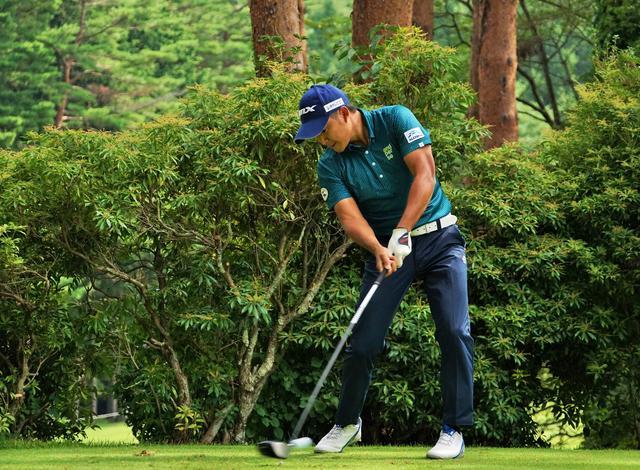 画像: この秋大暴れの予感! 24歳の賞金王候補・今平周吾の最新スウィング - みんなのゴルフダイジェスト
