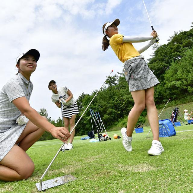 画像: 万能練習器 アドレスキーパープロ「マモル君」|ゴルフダイジェスト公式通販サイト「ゴルフポケット」