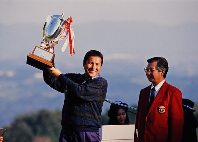 画像: 尾崎将司の登場により、日本男子ゴルフは全盛期を迎える(1988年ポラロイド杯ゴルフダイジェストトーナメント)