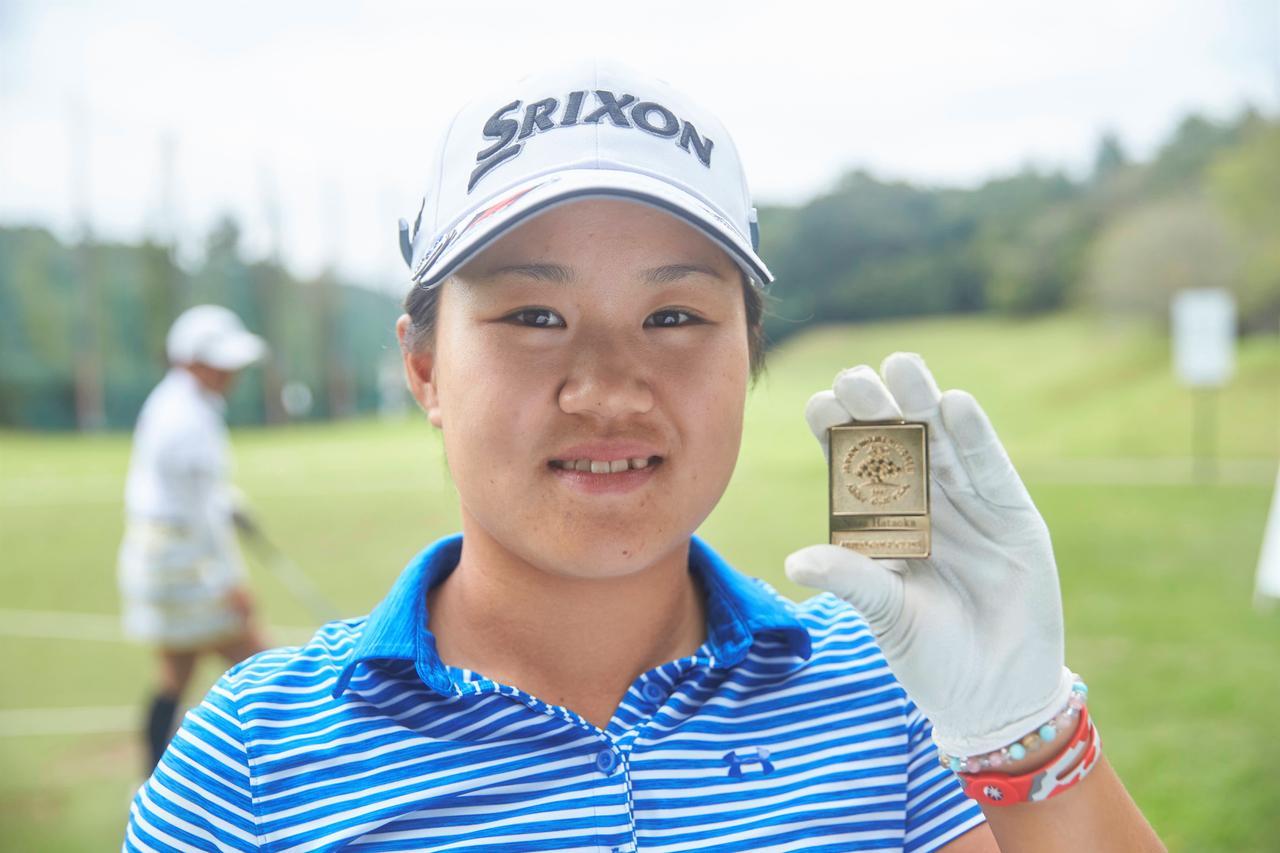 画像: 畑岡奈紗も、あのレジェンドも持っている! 日本女子オープン優勝者だけが持てる「黄金のクリップ」って知ってる? - みんなのゴルフダイジェスト
