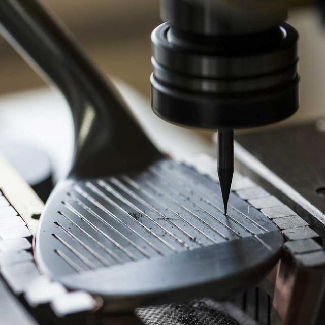 画像: 新溝ルールギリギリチューン プロ仕様「溝加工」|ゴルフダイジェスト公式通販サイト「ゴルフポケット」