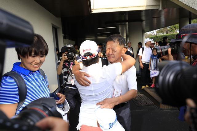 """画像: 「家族、親子……すべての歯車が狂っていた」畑岡奈紗を復調させた、たったひとつの""""練習法"""" - みんなのゴルフダイジェスト"""
