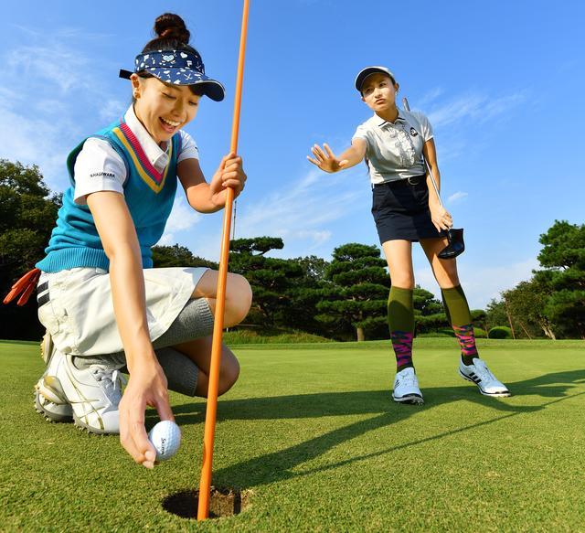 画像: 【ルールQ】同伴者のボールに当たってカップイン! これってホールインワン? - みんなのゴルフダイジェスト